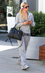 Paris Hilton Leaving Equinox Gym West Hollywood 0omLRYfycmEl