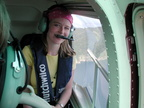 day 16 - bay of islands northern nz helecopter ride 11 cool helicopter girl