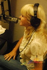 Mindi Abair filling in for Carmy12