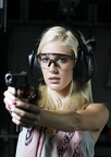 spencer pratt and heidi montag perfect their shooting skills