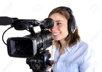 28704765-young-woman-with-a-video-camera-isolated-on-a-white-background-Stock-Photo