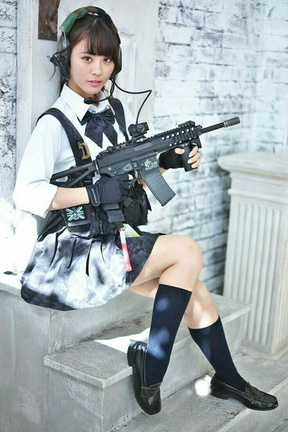 Uploaded by user ayy vipcar Girls-with-Guns-dc0482e8d6b7bff2ad6542222c6699e0