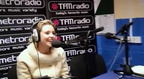 Backstage at TFM Radio Live with Diana Vickers (1) 1