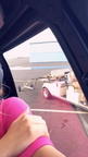 Natalia Starr is going for an air ride, her cutene