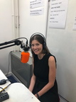 Michelle Donelan MP on Westwood School Radio.jpg.gallery